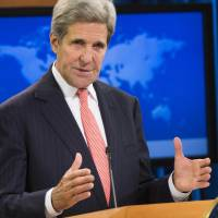 Israeli-Palestinian tensions prompt Kerry to travel to Mideast