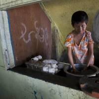 All work and no play for Myanmar's hard-working children