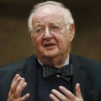 Nobel economist Deaton pushes health over aid for poor nations