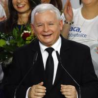 Poland expected to turn inward after huge victory by right-wing party