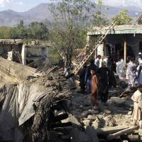 Death toll nears 400 as rescuers scramble to reach remote quake-hit parts of Pakistan, Afghanistan