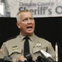Oregon sheriff who opposes gun control is thrust into the spotlight after massacre