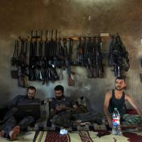 U.S. draws a line on protecting CIA-backed rebels in Syria