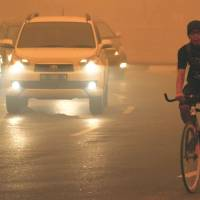 'Worst haze in a decade' blankets southern Thailand