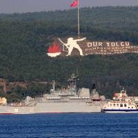 Turkey vows to protect borders after Russian jet incursion
