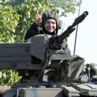 Next stop Syria? Ukraine rebels mull options during lull in fighting