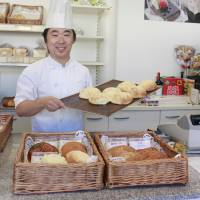 Niigata baker winning over Swiss palates with traditional sweets, breads