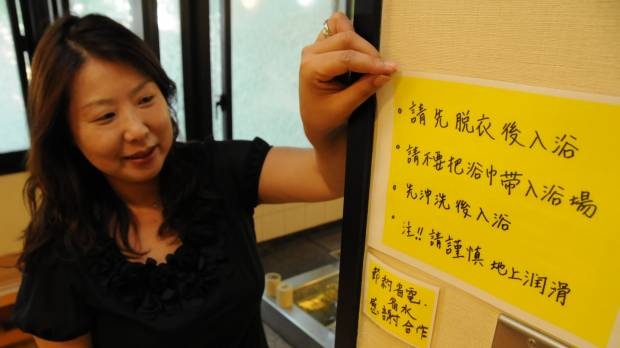 Chinese tourists spill into business hotels along Aichi highway as Nagoya hostelries full