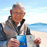 Former nuclear power worker, 92, keeps up fight against planned Yamaguchi plant