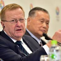 IOC brass gives thumbs up to Tokyo's 2020 efforts