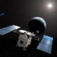 JAXA eyes electric thruster technology as satellite market heats up