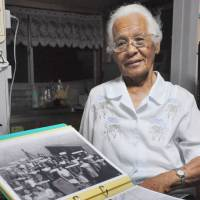 Ogasawara islander of Western descent says her WWII lasted for decades