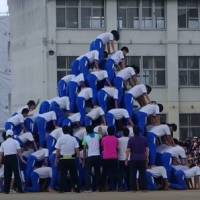 Dangers of human pyramids lead to concerns over student safety