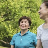 Japan's seniors staying fit, strong, poll finds