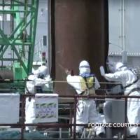 Tepco completes sea wall to keep tainted Fukushima No. 1 water from reaching sea
