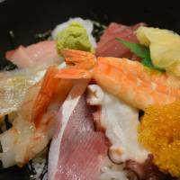 Totoya: Fresh seafood donburi beside Kyoto's fish market