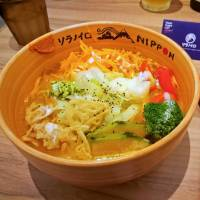 Vegan ramen isn't just for women on a diet