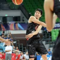 Japan misses Asian hoop bronze after defeat to Iran