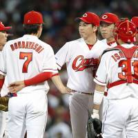 Carp lose to Dragons in final game to miss out on postseason berth