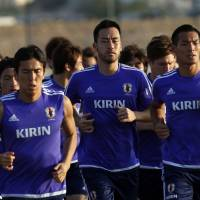 Pressure on Japan ahead of upcoming Asian qualifier against Syria