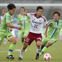 Matsumoto rallies past Shonan, advances to Emperor's Cup fourth round