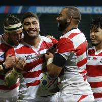 Brave Blossoms determined to capitalize on rugby boom