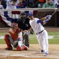Cubs outslug Cards, take 2-1 series lead