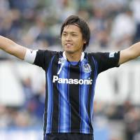 Gamba to meet Kashima in Nabisco Cup final