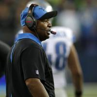 Caldwell finished talking about call