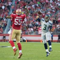 Seahawks rout 49ers again