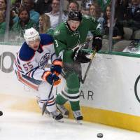 Spezza eclipses prodigy in Stars win
