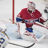 Price stars for Canadiens