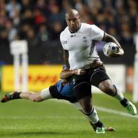 Fiji's run at RWC ends on high note