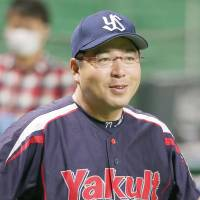 Easygoing Swallows skipper Manaka guides club's climb from worst to first