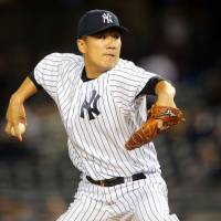 Tanaka to start Yankees' wild-card game against Astros