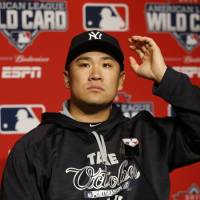 Tanaka ready for MLB playoff debut