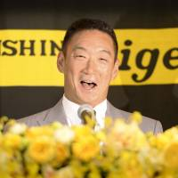 New Tigers skipper Kanemoto satisfied with squad