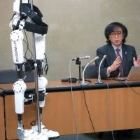 Japan recognizes Cyberdyne's robotic suit as medical device, widespread use anticipated