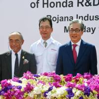 Honda to build new test track in Thailand