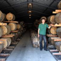 'Smallest whisky distiller' in Japan thinks big for the future