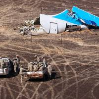 El-Sissi says Islamic State's claim over Russian jet crash in Egypt is 'propaganda'