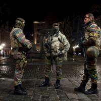 Brussels top terror alert to run another week; fourth suspect charged in Paris attacks