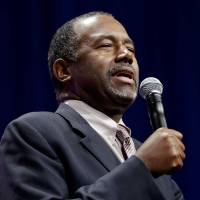 Republican hopeful Carson withdraws claim, says China has no troops in Syria