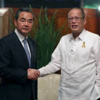 China says Philippines must heal rift over South China Sea case