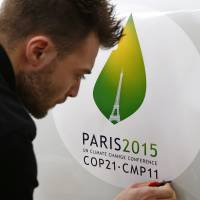Paris climate summit still on but 'festive' events to be scrubbed amid security scare