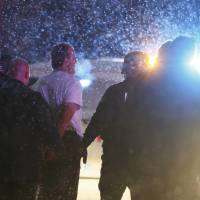Police arrest gunman after fatal siege leaves three dead at Colorado abortion clinic