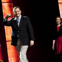 Cruz casts self as electable conservative, unapologetic over sidekick King's 'diseased' illegals slur