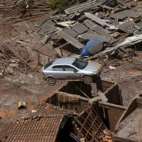 Another Brazil mine dam threatens to burst; new evacuations ordered