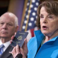 Key Democrat Feinstein hits U.S. approach to strengthening, spreading Islamic State