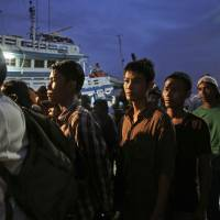 Thai agent allegedly misled over 100 men to work on illegal fishing boats